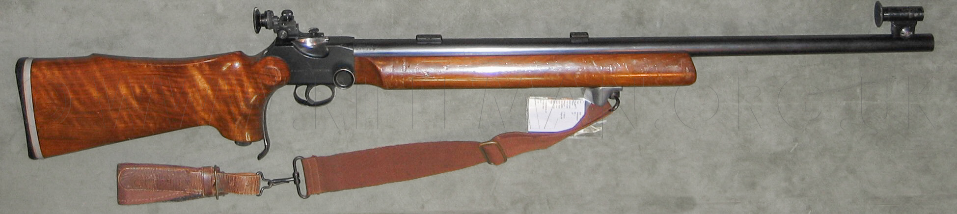 BSA Martini International  22RF Target Rifles - Marks I and II