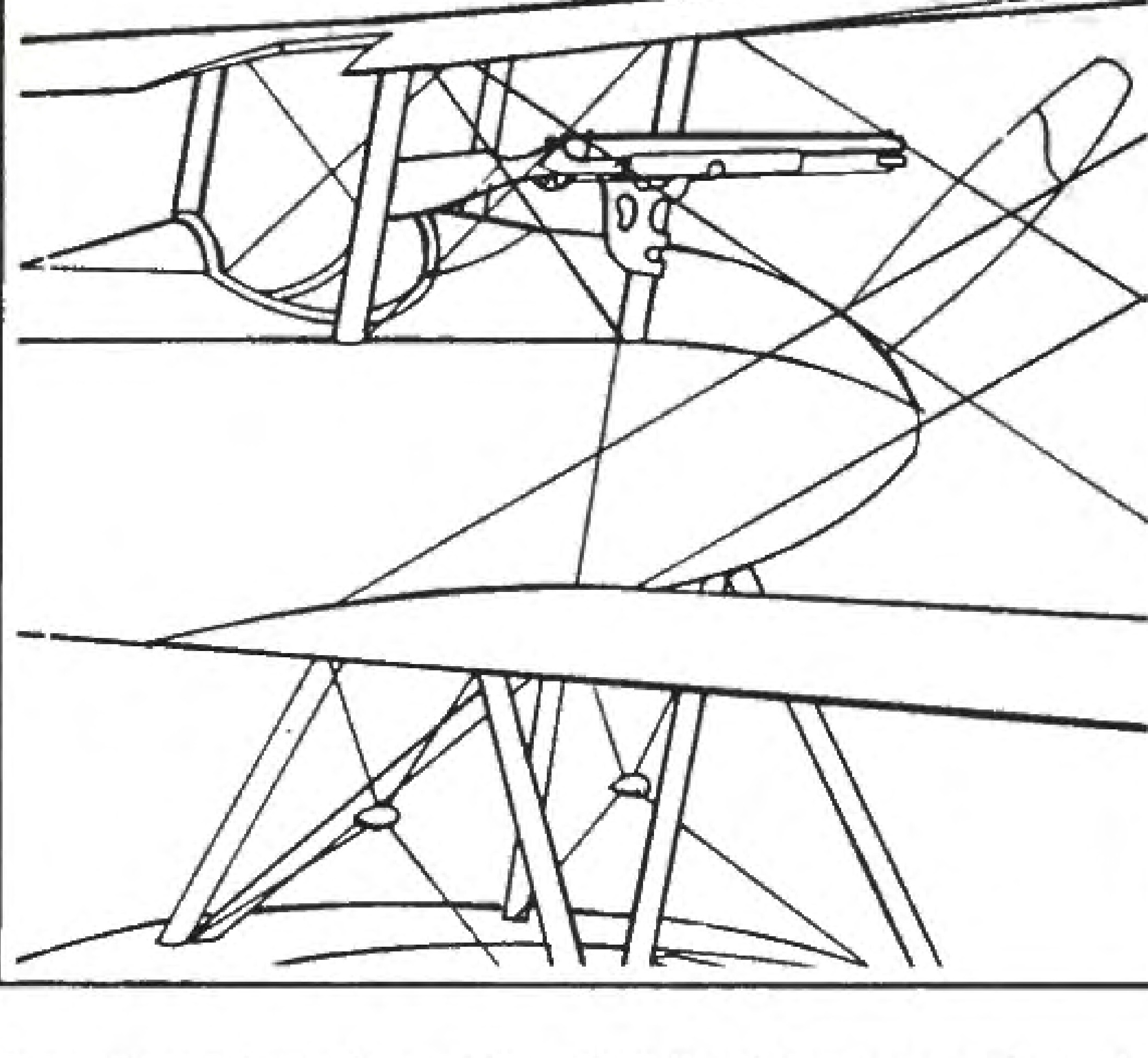 the aircraft use of rifles by the royal flying corps M2 Carbine Full Auto Parts a mounting scheme for a holland holland shotgun on a sopwith schneider from an rnas drawing dated july 1916